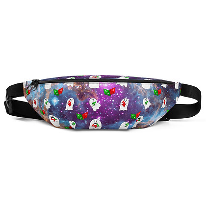 Ghosts in Your Dice Hip Bag