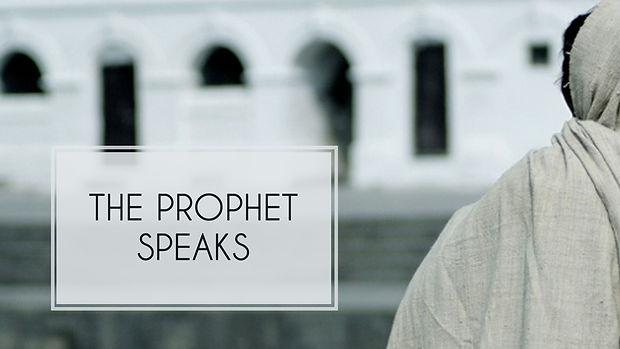 The Prophet Speaks.jpg