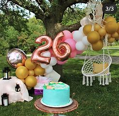ariels balloon garland.png