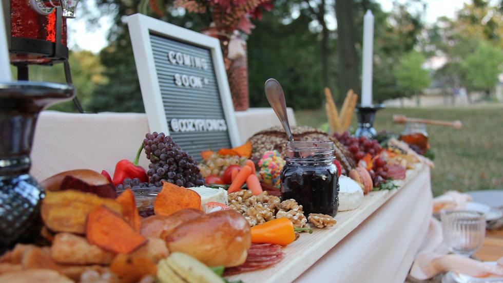 Luxury Graze Table for 6+ people