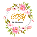 Cozy Picnics Events Logo