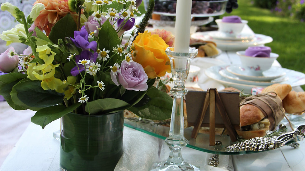 Take Home Flower Arrangements