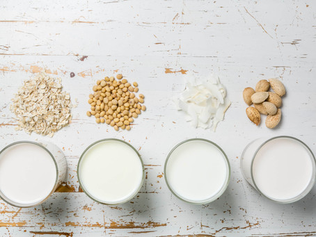 Are You Plant Milk Curious?
