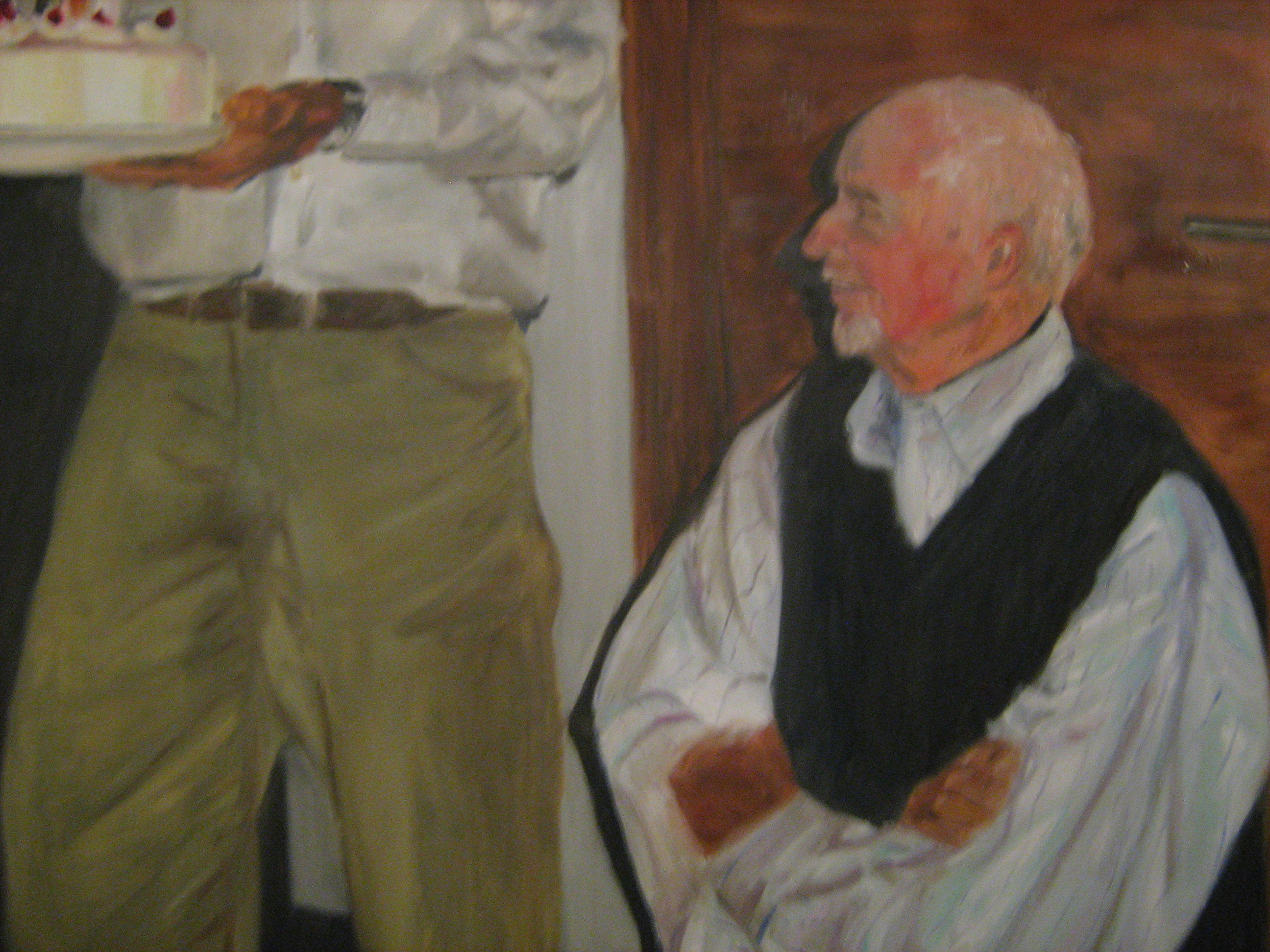 Abuelito Dennis