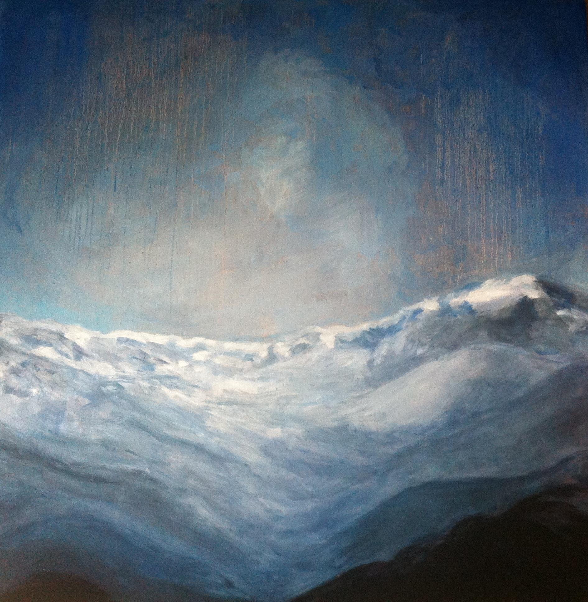 Cordillera desde el Pochoco