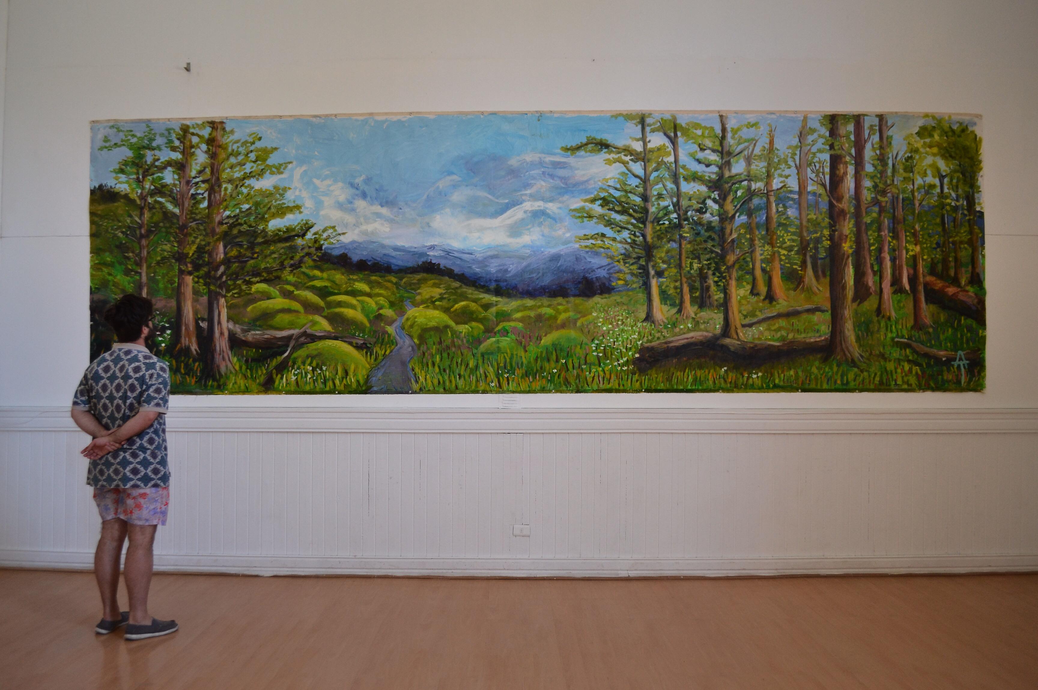 De Serón a Dickson; Torres del Paine