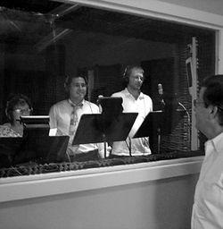 Jim has directed voice talent in thousands of radio commercials.