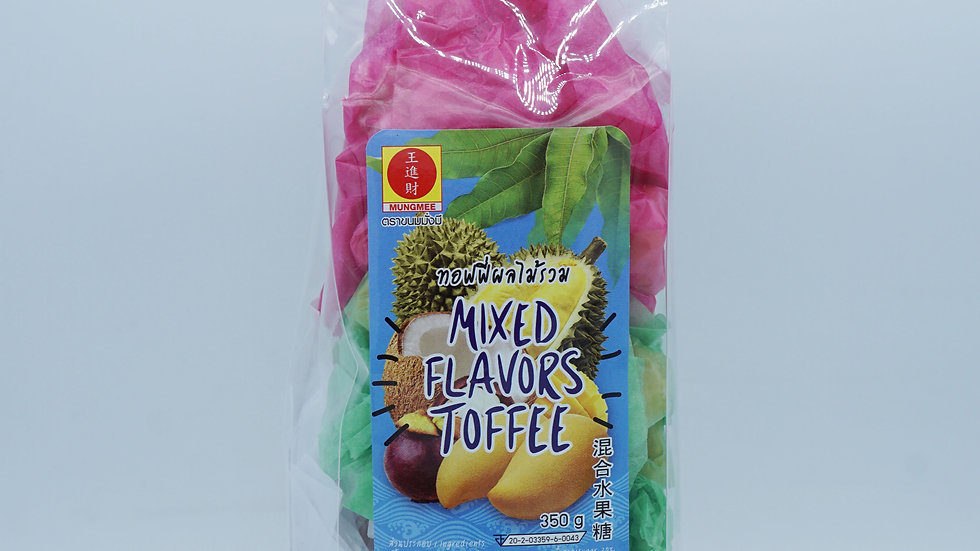 Mixed Flavours Thai Toffee 350g.