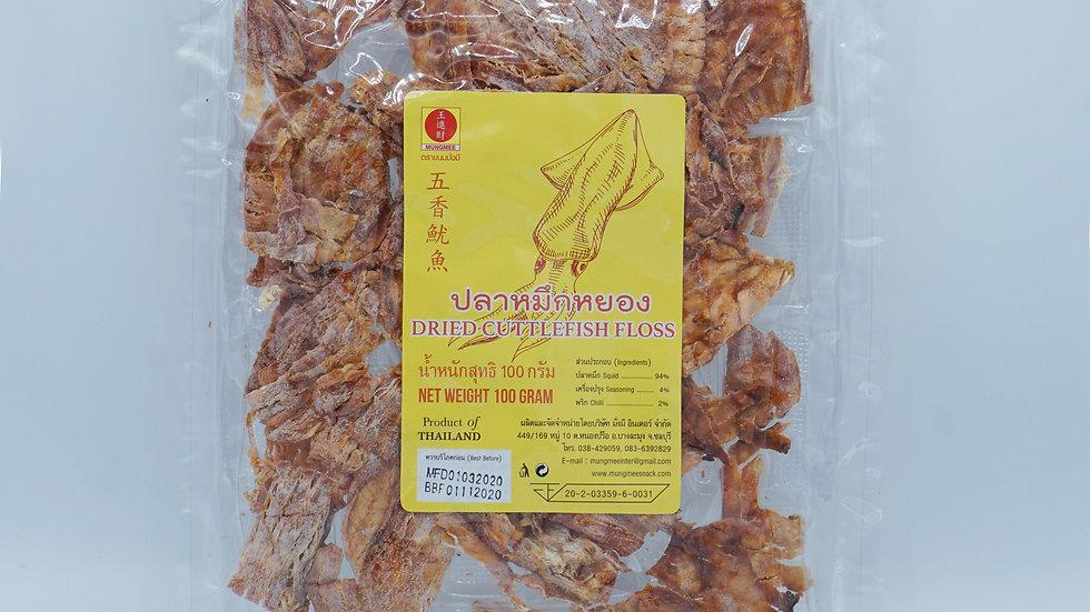 Dried cuttlefish floss 100g.