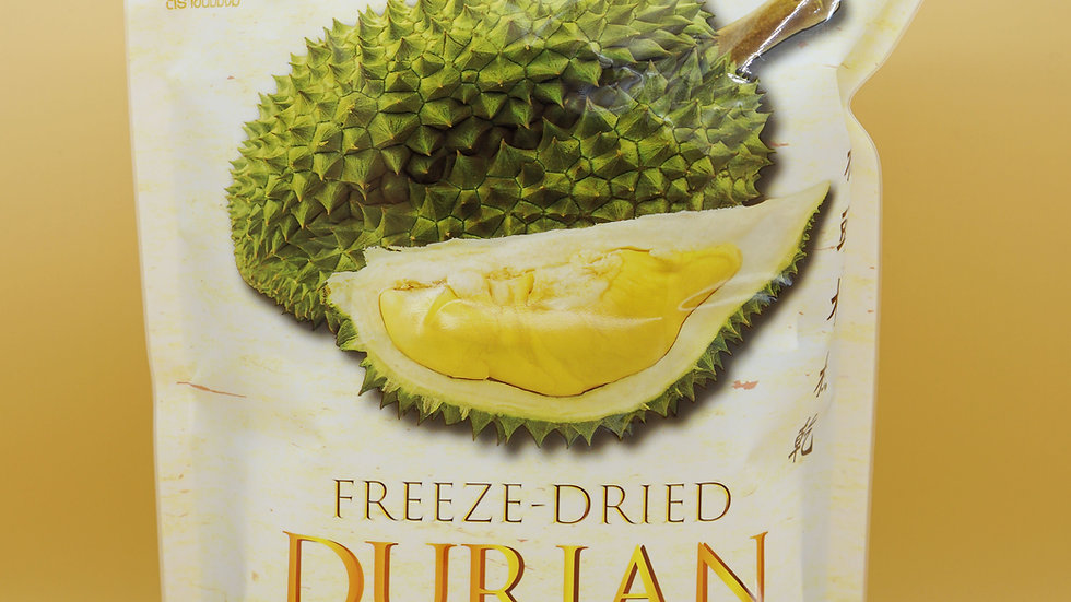Freeze-Dried Durian 250g.