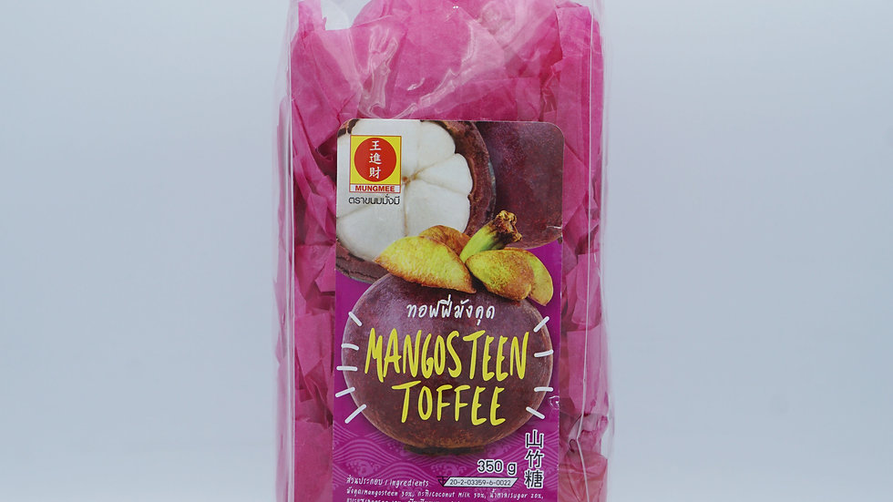 Mangosteen Thai Toffee 350g.