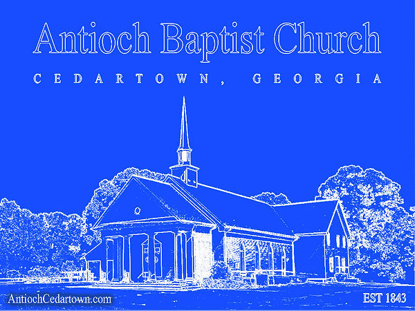 Antioch Baptist Church Cedartown
