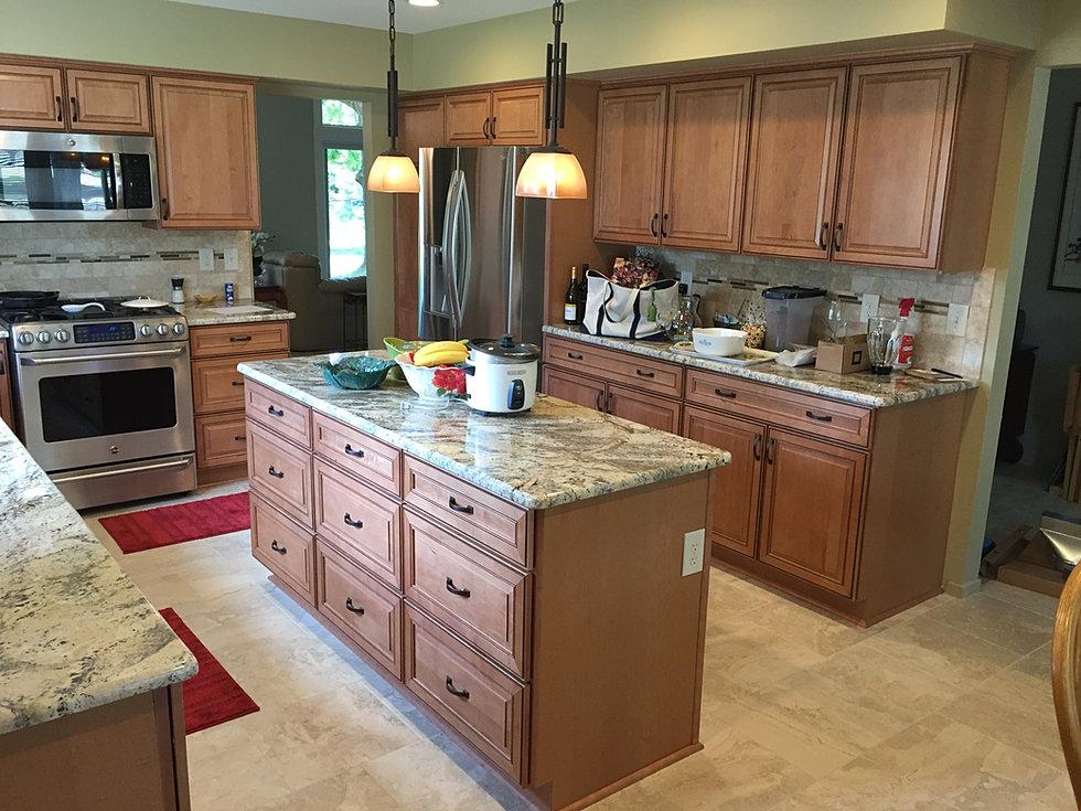 Kitchen Remodel, Troy MI