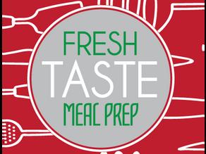 Fresh Taste Meal Prep
