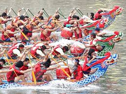Dragon boating, Shrove Tuesday and the Year of the Goat