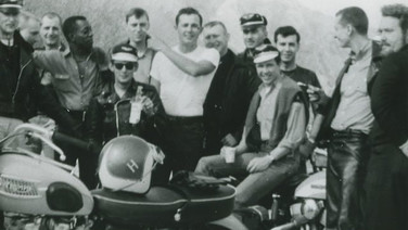 Original Pride: The Satyrs Motorcycle Club