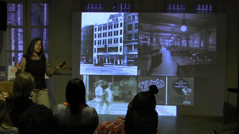 Gabrielle Esperdy: Queer Space in the City — The Footprint of Escape