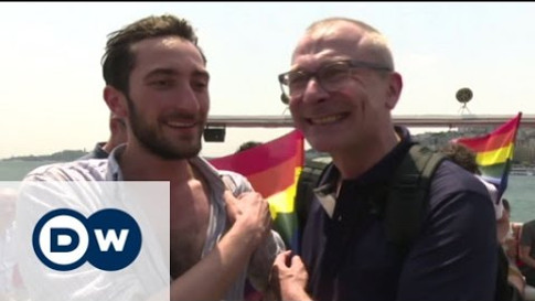 Being Gay in Turkey | DW News