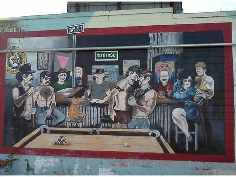 Mary's Lounge, Houston, TX, by Scott Swoveland
