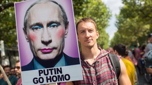 Russia's Anti-gay Law