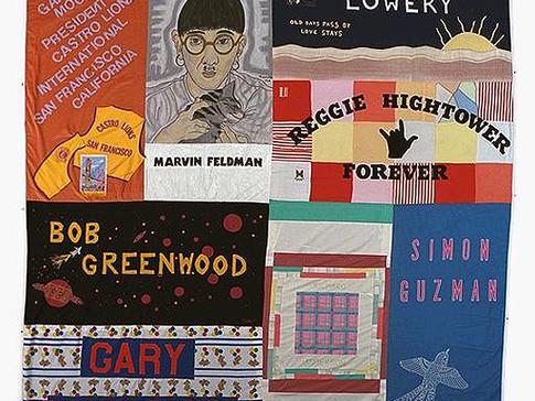 The NAMES Project AIDS Memorial Quilt, Washington D.C., 1987, 1996, 2012