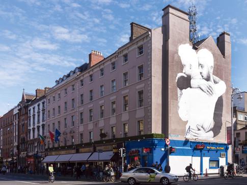 Joe Caslin, Yes Equality (male couple), Dublin