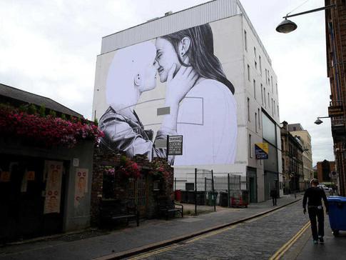 Joe Caslin, Yes Equality (female couple), Belfast