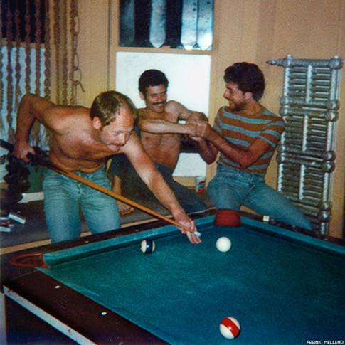 Frank Melleno, The Fairoaks Baths, San Francisco, 1978