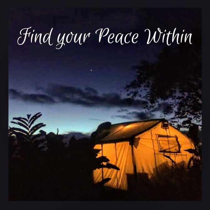 Find your Peace Within