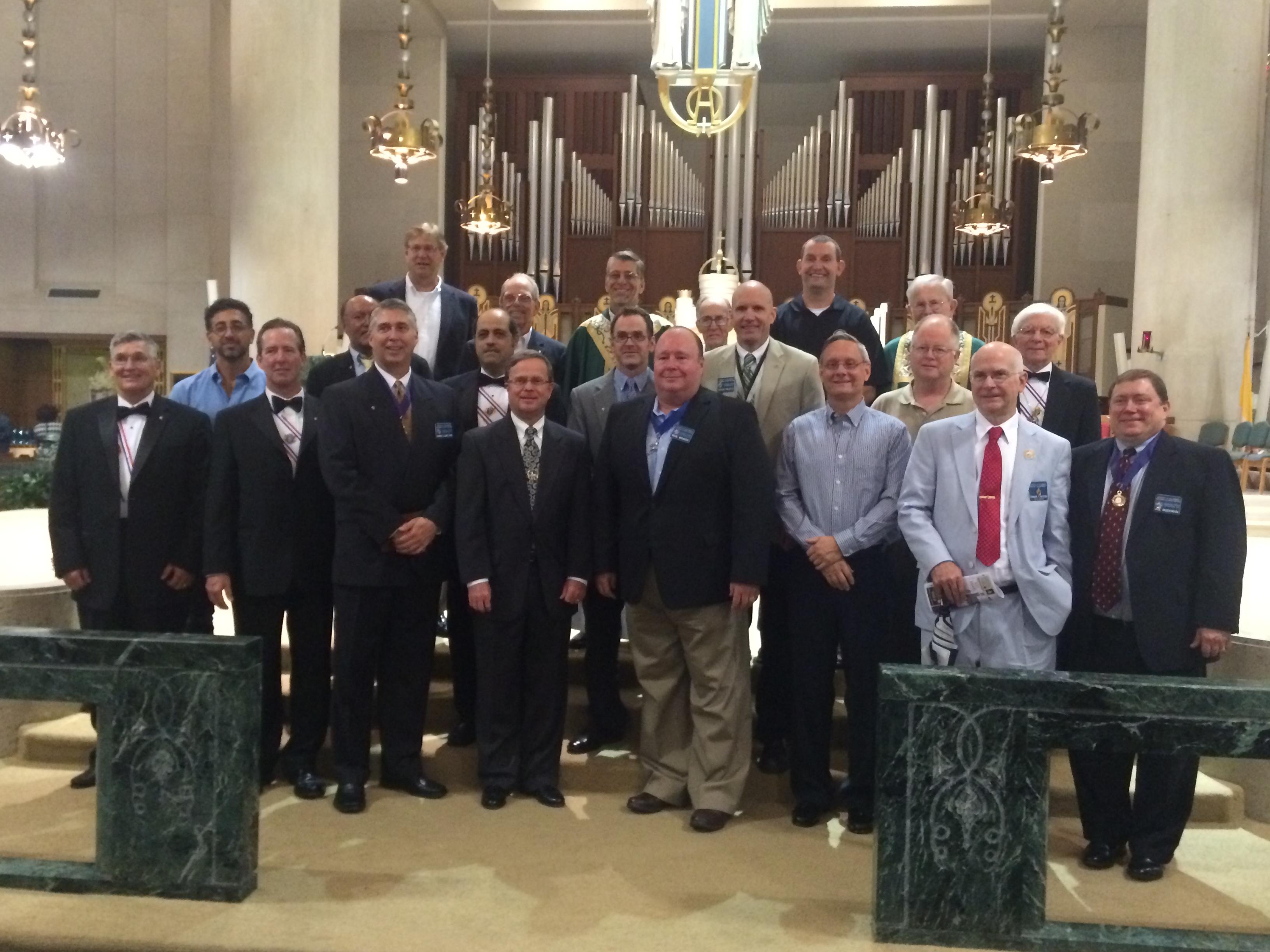 2014 Knights Mass