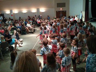 Knights at VBS