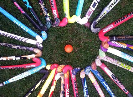 Jumior Hockey Balls