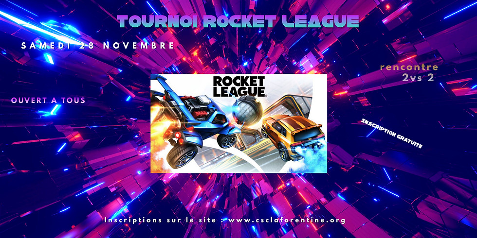tournoi rocket league