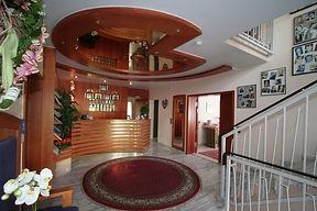 Hotel Haus Am Rieth Rezeption. Unser freundliches Personal erfüllt Ihnen jeden Wunsch.