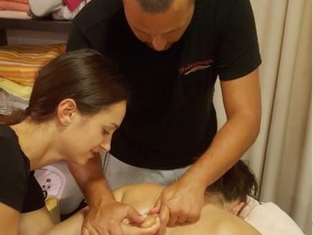 Maderoterapija leđa