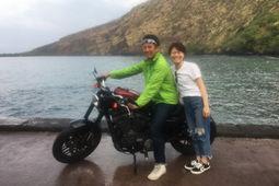 ハワイ島のサーフィングスクールをご利用していたいただいた、高橋夫妻の感想