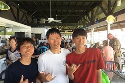 ハワイ島のサーフィングスクールをご利用していたいただいた長谷川裕一様のご感想