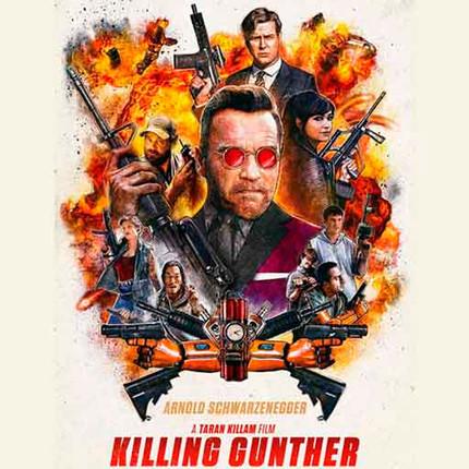 Killing Gunther - 1h 33min / Comédia, Ação Direção: Taran Killam Elenco: Arnold Schwarzenegger, Cobie Smulders, Taran Killam  A história gira em torno de um grupo de assassinos internacionais excêntricos, que estão de saco cboheio de Gunther, um homem arrogante considerado o maior assassino do mundo. Eles montam um plano de mestre para matá-lo mas, no entanto, rapidamente se transforma em uma série de atrapalhados encontros, onde Gunther aparece sempre um passo à frente deles.   Distribuição Brasil e America Latina : Swen Filmes https://www.swengroup.us/  #filmes #swenfilmes #film #swengroup #cinema #cine #brazil #distribuição #arnoldschwarzenegger #cobiesmulders #TaranKillam #killinggunther #Ação #Comédia