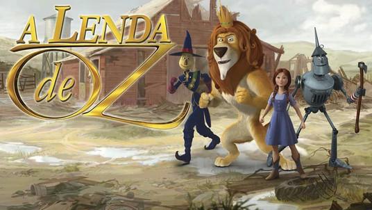 A Lenda de OZ- Logo após seu regresso para o Kansas, Dorothy é levada novamente para o mundo mágico de Oz, onde reencontra seus velhos amigos, o Homem de Lata, Espantalho e Leão. Desta vez, ela precisa salvar o reino que está correndo sério risco, graças ao malvado Bufão, o irmão mais jovem da Bruxa do Oeste. Ele está usando a vassoura de sua falecida irmã como uma varinha mágica e destruindo Oz. Com novos e velhos companheiros, Dorothy se propõe a restaurar a ordem. Continuação da história exibida em O Mágico de Oz (1939).  Direção: Dan St. Pierre, William Finn Elenco: Manu Gavassi, Rodrigo Lombardi, Dan Aykroyd Nacionalidades EUA, Índia  Distribuição Brasil e America Latina : Swen Filmes https://www.swengroup.us/ #filmes #swenfilmes #animação #oz #desenho #trailer #manugavassi #RodrigoLombardi