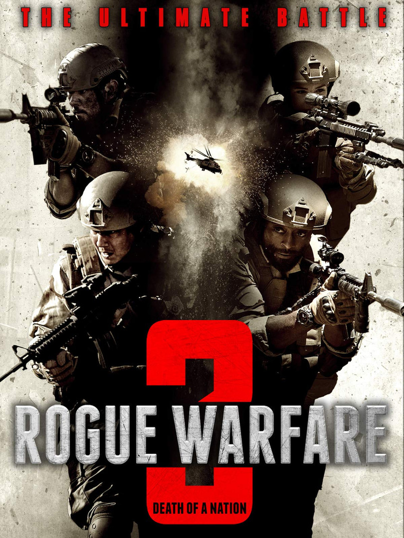 Rogue Warfare 3  Death of a Nation - 1h 35min Ação-  25 Setembro 2020  Organização Black Mask coordena uma trama distorcida que vai devastar o mundo nas próximas 36 horas.  Diretor : Mike Gunther Escritor : Michael Day (as Michael J. Day) Elenco : Will Yun Lee, Jermaine Love, Rory Markham Distribuição Brasil e America Latina : Swen Filmes https://www.swengroup.us/  #filmes #swenfilmes #film #swengroup #cinema #cine #brazil #distribuição #ação #guerra #roguewarfere3 #suspense #WillYunLee #JermaineLove #RoryMarkham @swen_group @swenfilmes #action @willyunlee