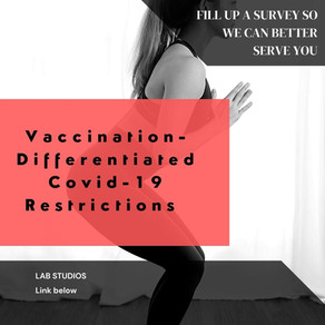 Vaccination-Differentiated Covid-19 Restrictions