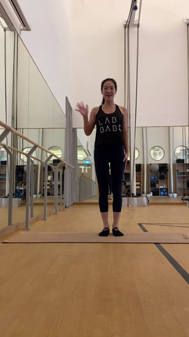 The Whys Behind Our Barre Lab Warm Up