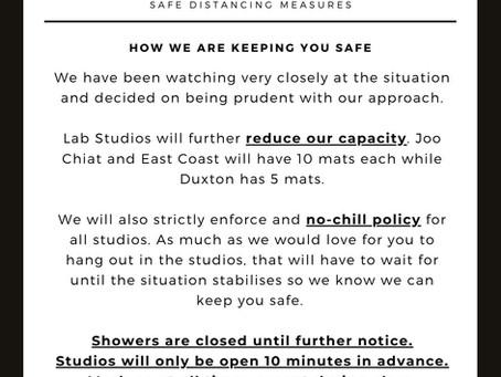 How We Keep You Safe