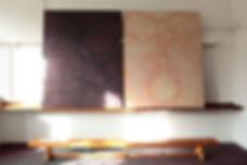 Curated by Michael Forbes, work Marek Tobolewski, Primary, Paintings, Drawing,