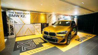 BMW X2 Launch