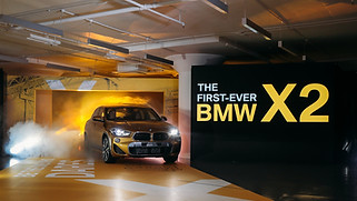 BMW X2 Launch in HK
