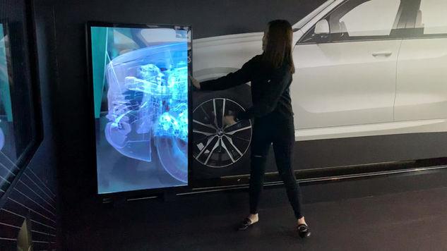 BMW X5 Scanner Interactive