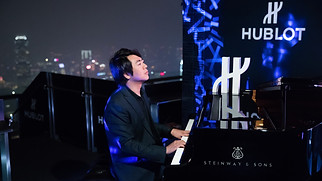 HUBLOT X Lang Lang Piano Performance