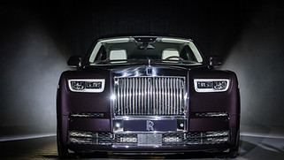 Rolls Royce Phantom Launch
