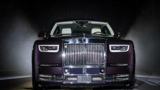 Rolls Royce Phantom Launch